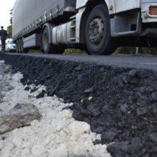 Дорожній сезон: дороги державного значення Н-16 та Р-04 ремонтують на Черкащині