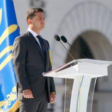 Виступ Президента України під час урочистостей з нагоди Дня Незалежності