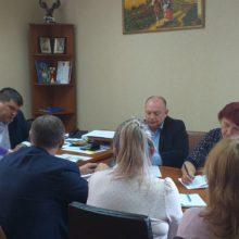 У Черкаській районній державній адміністрації проведено координаційну нараду з керівниками структурних підрозділів райдержадміністрації