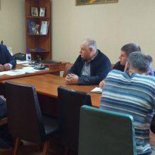 У Черкаській районній державній адміністрації проведено засідання комісії з питань ТЕБ та НС