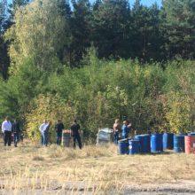 Районна комісія з ТЕБ та НС зібралась біля села Думанці (ФОТОФАКТ)