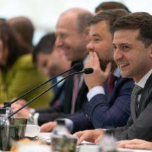 Володимир Зеленський запрошує західних інвесторів долучитися до процесу трансформації України в європейську країну, сповнену бізнес-можливостями