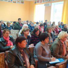 Працівники інтернатних закладів області відвідали семінар щодо норм надання соцпослуг