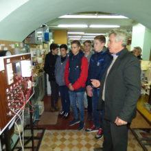 День відкритих дверей у Черкаському політехнічному технікумі