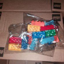 Заклади освіти Черкащини отримали майже 13 тисяч ігрових наборів LEGO Six Bricks