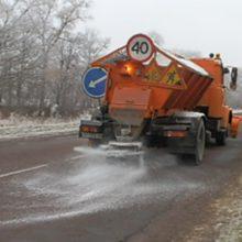 Більше двохсот одиниць спеціалізованої техніки готові до роботи на дорогах Черкащини взимку
