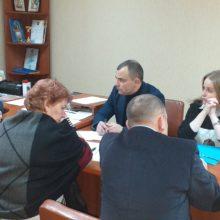 У Черкаській районній державній адміністрації проведено координаційну нараду