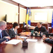 В ОДА обговорили реалізацію проекту профорієнтації молоді за підтримки Посольства США в Україні