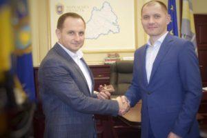 Юрій Безщасний став заступником голови Черкаської ОДА