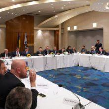 Україна хоче бачити великі інвестиції – Президент на зустрічі з представниками ділових кіл Ізраїлю