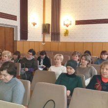 Відбулася нарада керівників закладів дошкільної освіти району
