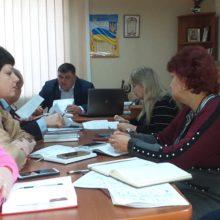 Проведено нараду з керівниками структурних підрозділів Черкаської районної державної адміністрації