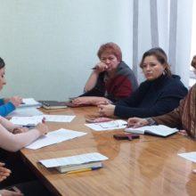 Відбулося засідання комісії райдержадміністрації з питань захисту прав дитини