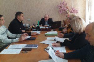 Проведено засідання ради з питань безпечної життєдіяльності населення