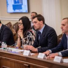 Уряд послідовно знищує тіньові ринки, – Олексій Гончарук