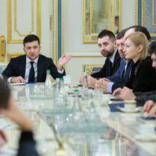 Президент обговорив з народними депутатами питання реформи децентралізації