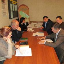 Про корегування тарифів на теплову енергію в Черкаському районі