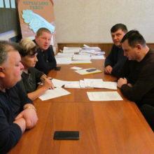 Кошториси надходжень та витрат комунальних підприємств Черкаської районної ради на 2020 рік рекомендовані до погодження