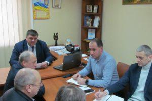 Проведено нараду за участі голів об'єднаних територіальних громад району