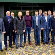 Голова Верховної Ради Дмитро Разумков відвідав Черкащину