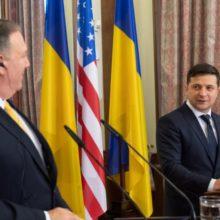 Україна готова розвивати нові форми партнерства зі США у сфері безпеки – Президент