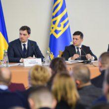 В Україні з березня розпочинається реалізація масштабного проекту будівництва доріг – Володимир Зеленський