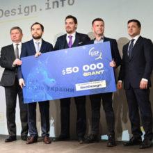 Український фонд стартапів вручив перші гранти