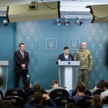 Президент України: Ситуація в зоні проведення ООС повністю контрольована