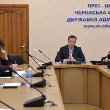 Перше засідання госпітальної ради провели в ОДА