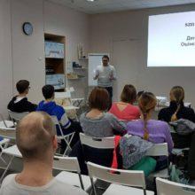 """На Черкащині розпочалося навчання про """"Старт та розвиток власної справи"""""""