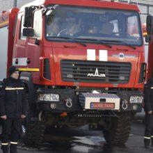 Нова техніка підсилить рятувальні спроможності всієї Черкащини, – Роман Боднар