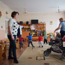 """""""Наше завдання – зберегти і покращити якість реабілітації"""", – В'ячеслав Швець про Черкаський спеціалізований Будинок дитини"""