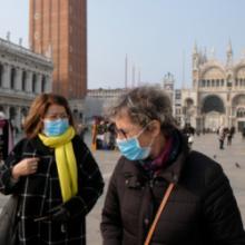 Людей, які повертаються з Італії, оглядатимуть лікарі