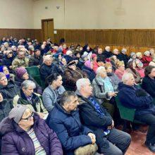 Роман Боднар зустрівся із жителями Черкаського району щодо об'єднання громад