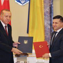 Відносини між Україною й Туреччиною вийшли на новий рівень – Володимир Зеленський
