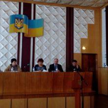 Відбулася звітно-виборна конференція Черкаської районної організації профспілки працівників державних установ