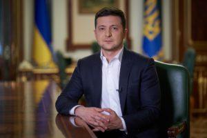 Звернення Президента щодо підтримки українців під час епідемії COVID-19