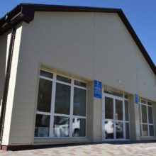 Новозбудовану медичну амбулаторію відкрили в Черкаському районі