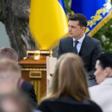 Епідемічна ситуація в Україні дозволяє наближати наступні етапи виходу з карантину – Президент