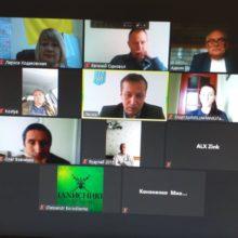Питання підтримки учасників АТО обговорили під час онлайн-наради ОДА