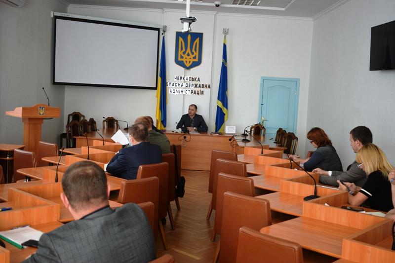 Проблемними питаннями лісової галузі на Черкащині опікуватиметься координаційна рада