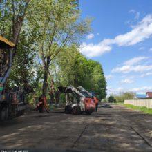 У Черкаському районі продовжується ремонт дороги Н-16 Хацьки-Степанки-Хутори