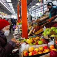 У Черкаському районі відновлено роботу агропродовольчих ринків