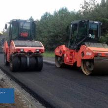 #Великебудівництво: Триває ремонт автодороги Р-10 у селі Софіївка Черкаського району