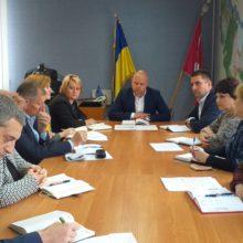 У Черкаській РДА проведено нараду із керівниками структурних підрозділів