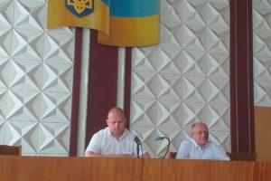 Відбулася нарада із сільськими головами та головами об'єднаних територіальних громад