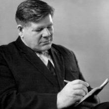 Перший Симоненківський лауреат – Федір Моргун