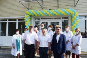 Новозбудована амбулаторія в Набутівській ОТГ приймає пацієнтів