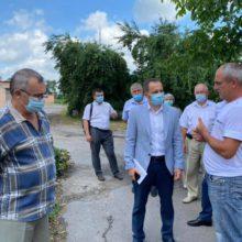 Роман Боднар з робочим візитом відвідав Чорнобаївщину
