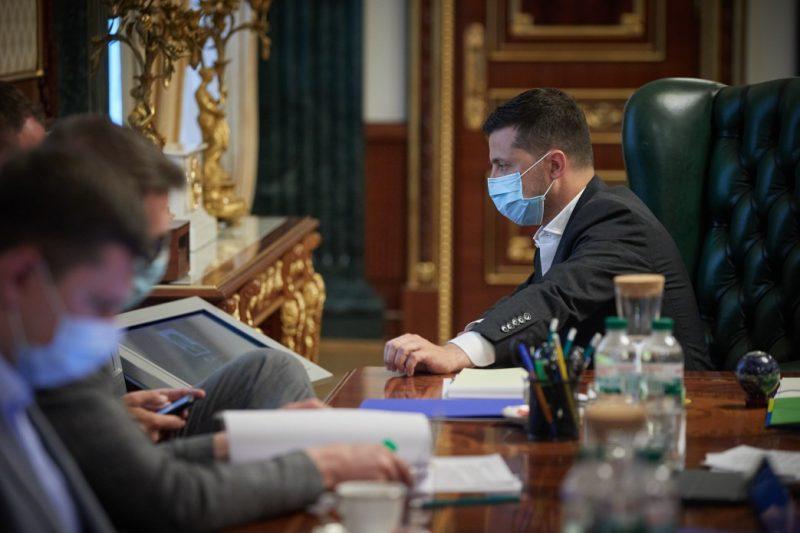 Відбулася традиційна селекторна нарада під головуванням Президента